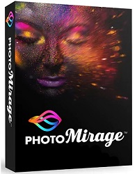 Corel PhotoMirage for Windows (Download) LARGE
