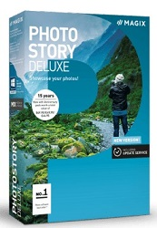 MAGIX Photostory Deluxe (Download) LARGE