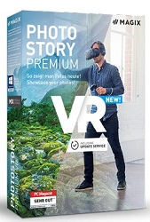 MAGIX Photostory Premium VR (Download) LARGE