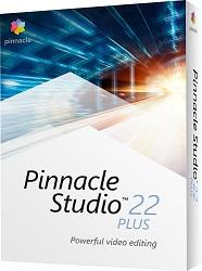 Corel PNST22PLEFAM Pinnacle Studio 22 Plus