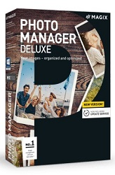 MAGIX Photo Manager Deluxe (Download)
