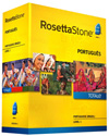Rosetta Stone Portuguese Brazil Level 1 DOWNLOAD - WIN