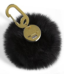 BUQU POWER POOF Purse Charm Power Bank_LARGE