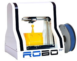 "RoBo 3D R1 ""PLA+ABS Model"" 3D Printer (1 Left!) LARGE"