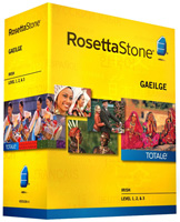Rosetta Stone Irish Level 1-3 Set DOWNLOAD - WIN