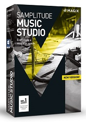 MAGIX Samplitude Music Studio (Download)
