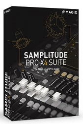 MAGIX Samplitude Pro X4 Suite (Download) LARGE