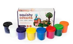 Squishy Circuits Dough Kit LARGE