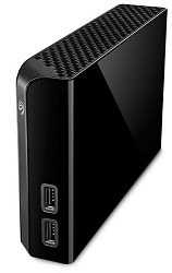 Seagate Backup Plus Hub 8TB Desktop USB 3.0 External Hard Drive