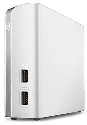 Seagate Backup Plus Hub for Mac 4TB Desktop External Hard Drive with USB 3.0 Ports