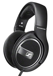 Sennheiser HD 559 Over-Ear Headphones with FREE Carrying Case Sling