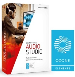 MAGIX Creative Software Sound Forge Audio Studio 12 (Download)_LARGE