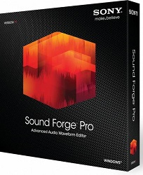MAGIX Creative Software Sound Forge Pro 11 (Download)