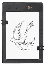 ISKN The Slate 2+ Pencil Paper Graphics Tablet LARGE