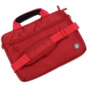 "SlipIt! Carrying Case for 11.6"" Notebooks & Chromebooks (Red)"
