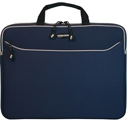 "Mobile Edge SlipSuit Sleeve 13.3"" for MacBook Pro & MacBook Air (Navy Blue)"