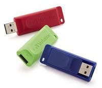 Verbatim Store n Go 8GB USB 2.0 Flash Drive (3-Pack) (On Sale!)