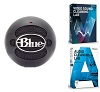Blue Microphones Snowball Professional USB Mic Production Bundle for Windows