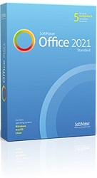 Softmaker Office Standard 2021 for Mac/Windows/Linux 5-Users (Download) LARGE