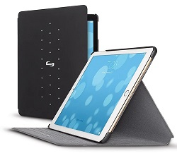 Solo New York Eyelet Portfolio Case for iPad 2/3/4 LARGE