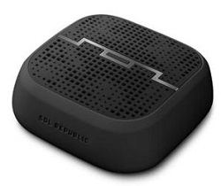 SOL REPUBLIC PUNK Wireless Speaker (Black)