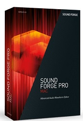 MAGIX Creative Software Sound Forge Pro Mac 3 (Download) LARGE