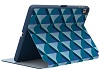 "Speck StyleFolio Case for iPad Pro 9.7"" (Playa Geo Blueberry/Dolphin Grey/Deep Sea Blue)"