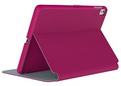 "Speck StyleFolio Case for iPad Pro 9.7"" (Fuchsia Pink/Nickel Grey)"