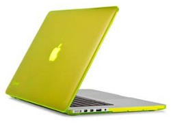 "Speck SeeThru Case for 15"" MacBook Pro with Retina Display  (Yellow)"