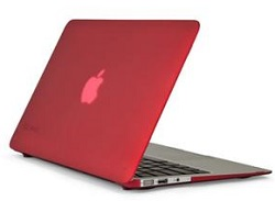 "Speck SeeThru SATIN Case for 13"" MacBook Pro (Red) (While They Last!)"