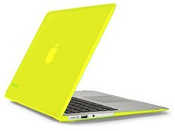 "Speck SeeThru Case for 13"" MacBook Air (Yellow)"