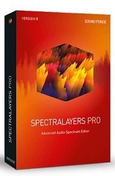MAGIX SpectraLayers Pro 5 (Download) (While They Last!) LARGE