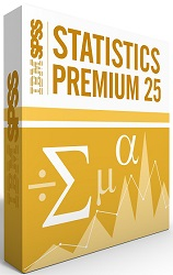 IBM SPSS Statistics Premium Grad Pack v.25.0 12-Month License for Faculty Mac (Download)