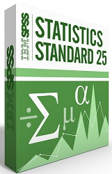 IBM SPSS Statistics Standard Grad Pack v.25.0 12-Month License for Mac (Download)
