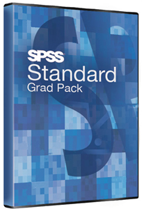 IBM SPSS Statistics Standard Grad Pack v.26.0 6-Month License for Windows (Download) LARGE