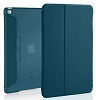 STM Studio Case for iPad Air 2 with FREE Bluetooth Speaker (Moroccan Blue)