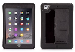 Griffin Survivor Slim Case for iPad Air 2