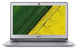 "Acer Swift 3 SF314-51-30W6 14"" Intel Core i3 4GB RAM Notebook PC with Windows 10"
