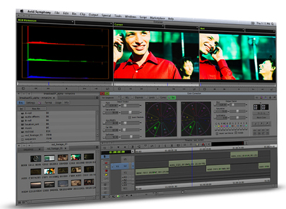 Avid Media Composer Smphony Option Academic