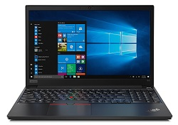 "Lenovo ThinkPad E15 15.6"" FHD Intel Core i7 8GB RAM Laptop with Windows 10 Pro LARGE"