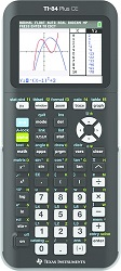 Texas Instruments TI-84 Plus CE Graphing Calculator (Black) (On Sale!)