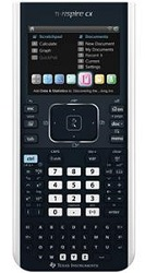 Texas Instruments TI-Nspire CX Graphics Calculator