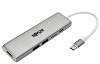 Tripp Lite USB-C Docking Station for PCs, Chromebooks, Tablets & Smartphones (On Sale!)