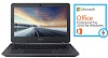 "Acer TravelMate B117-M 11.6"" Intel Celeron 4GB RAM 128GB SSD Notebook PC with Office Pro 2016"