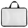 "Trident 13"" Chromebook Laptop Case (White)"