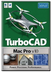 TurboCAD Mac Pro v10 for Mac (Electronic Software Download)