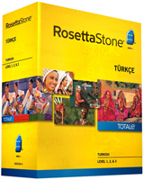 Rosetta Stone Turkish Level 1-3 Set DOWNLOAD - WIN