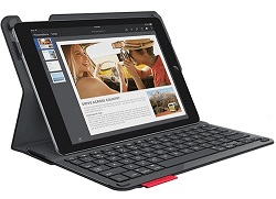 Logitech TYPE+ Case with Integrated Bluetooth Keyboard for iPad Air 2 (On Sale!)