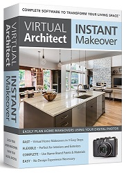 Avanquest Virtual Architect Instant Makeover 2.0 for Windows (Download) LARGE