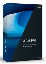 MAGIX Creative Software VEGAS Pro 14 (Download)